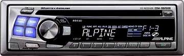 Alpine CDM-9807RB  CD-ресивер