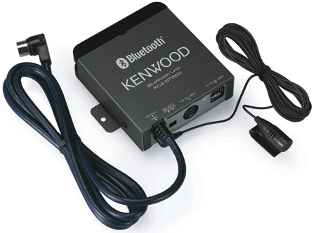 BLUETOOTH Kenwood KCA-BT200 адаптер