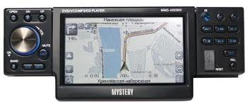 "1DIN Mystery MMD-4003NV дисплей 4.0"" DVD/USB/TV"