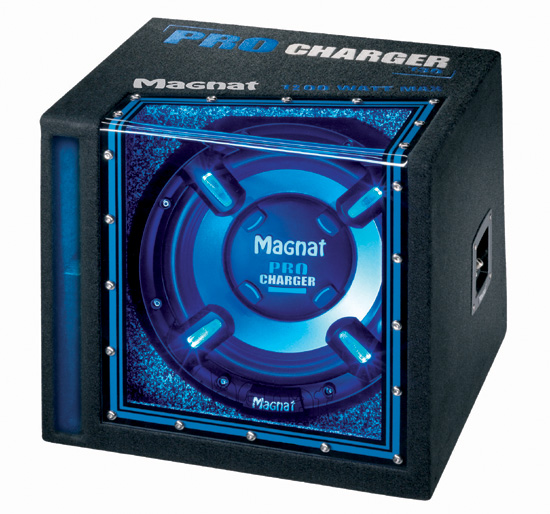 саб Magnat Pro Charger 130 (RMS 400Вт.) бандпасс