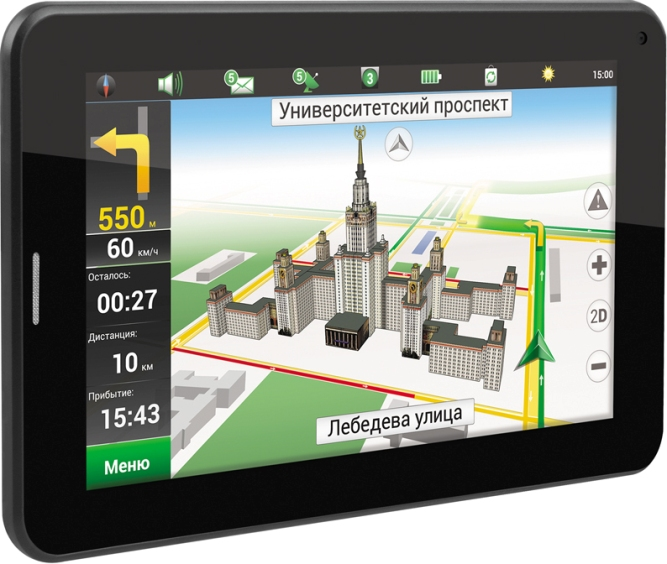 "Prology iMAP-7250 TAB сим карта ""Билайн"" в комплек"